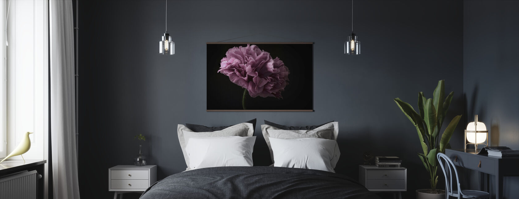 Poppy - Poster - Bedroom