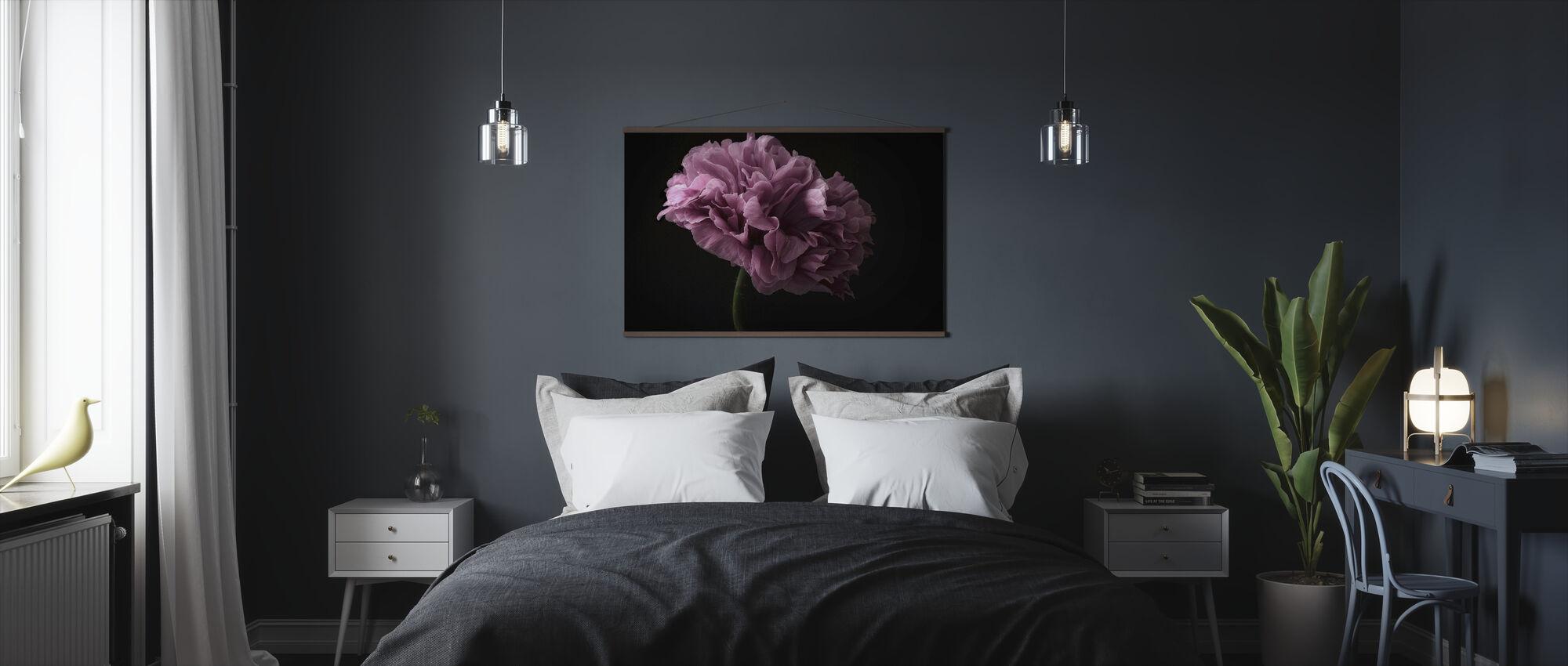 Poppy - Poster - Bedroom