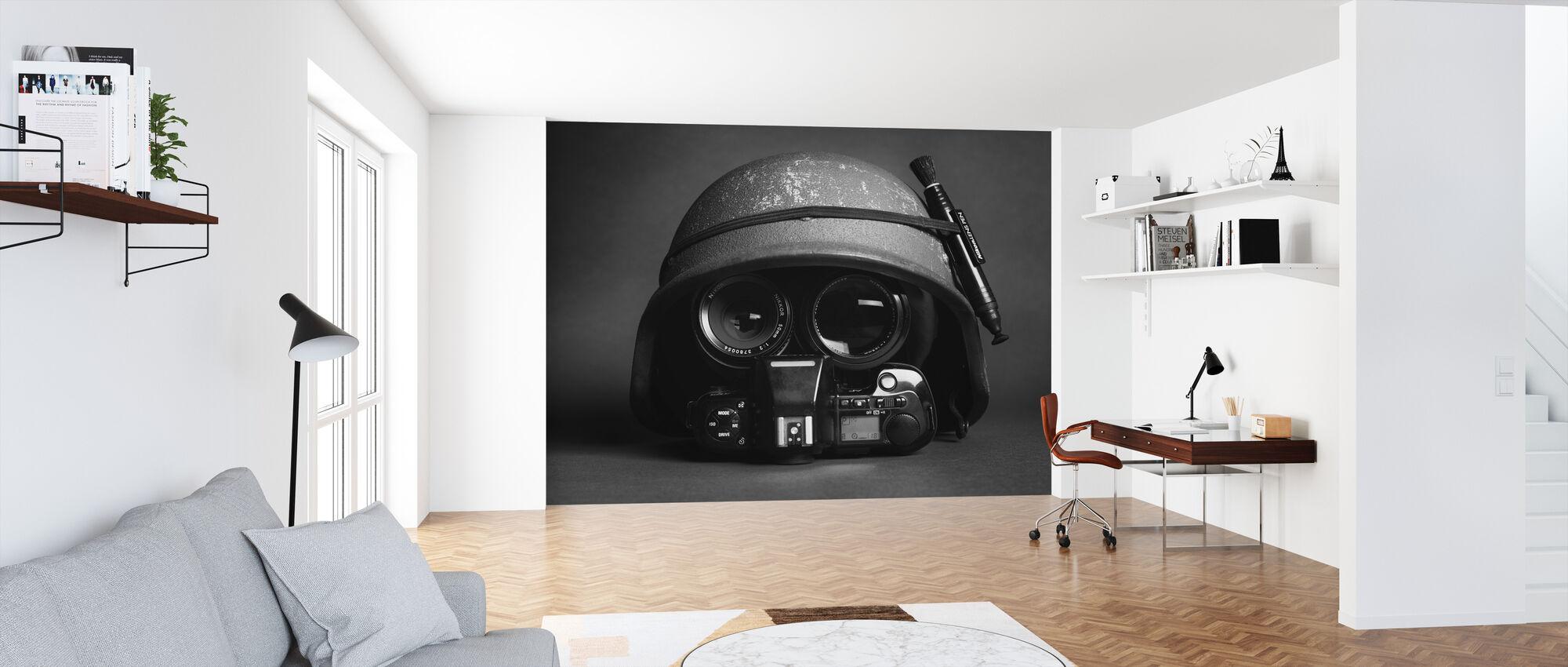 Stay Frosty - Wallpaper - Office