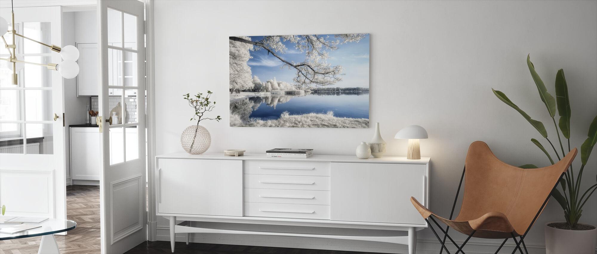- Irenkowo - Canvas print - Living Room