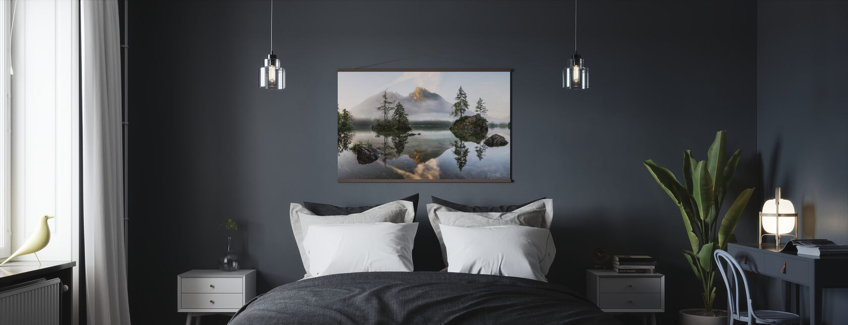 Nature's Awakening - Poster - Bedroom