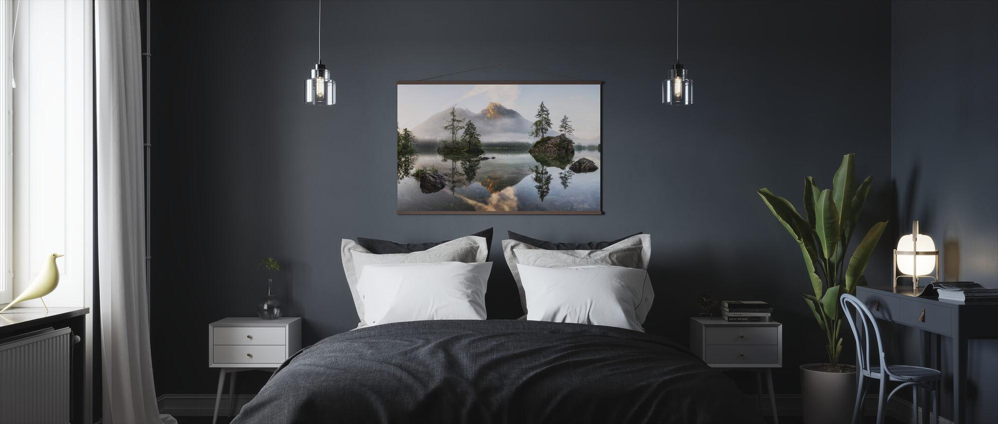 Ontwaken van de natuur - Poster - Slaapkamer