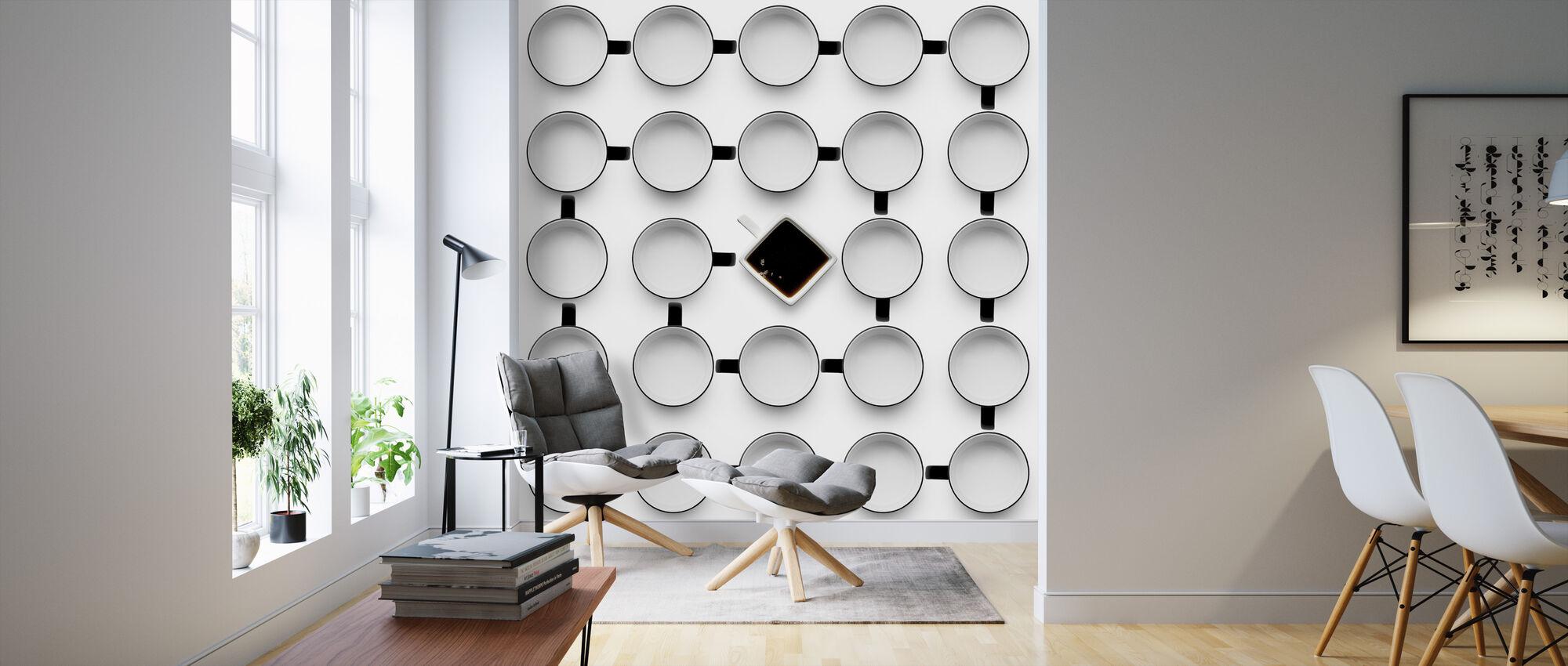 Helix - Wallpaper - Living Room
