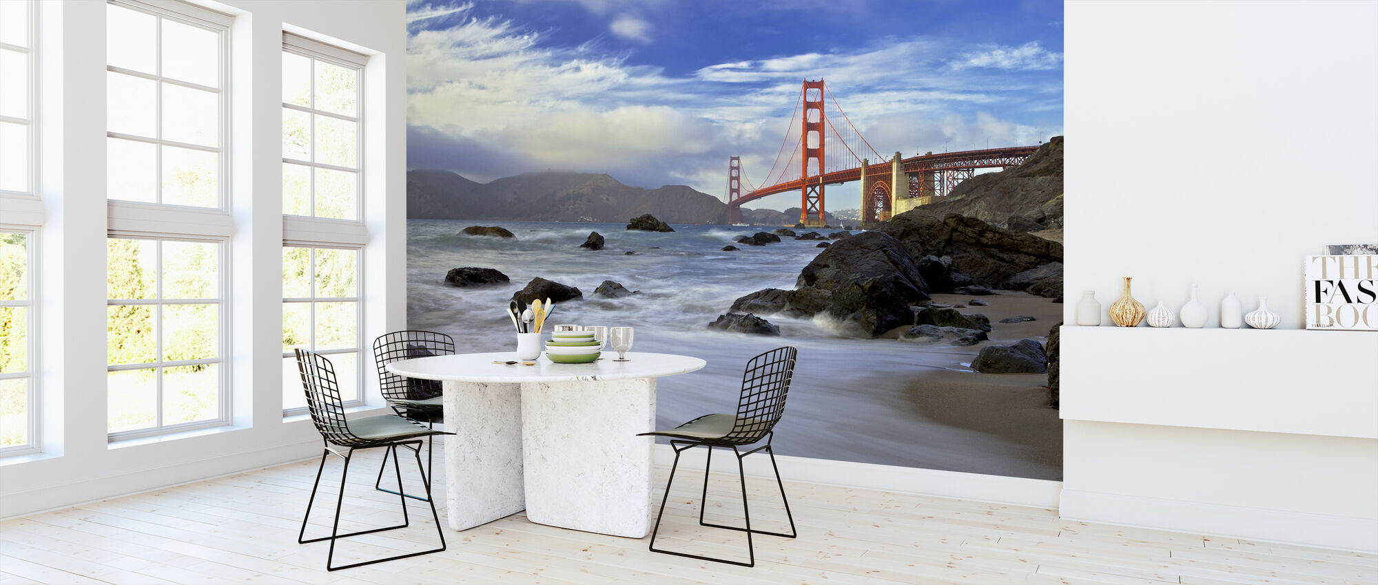 Golden Gate Bridge - Wallpaper - Kitchen