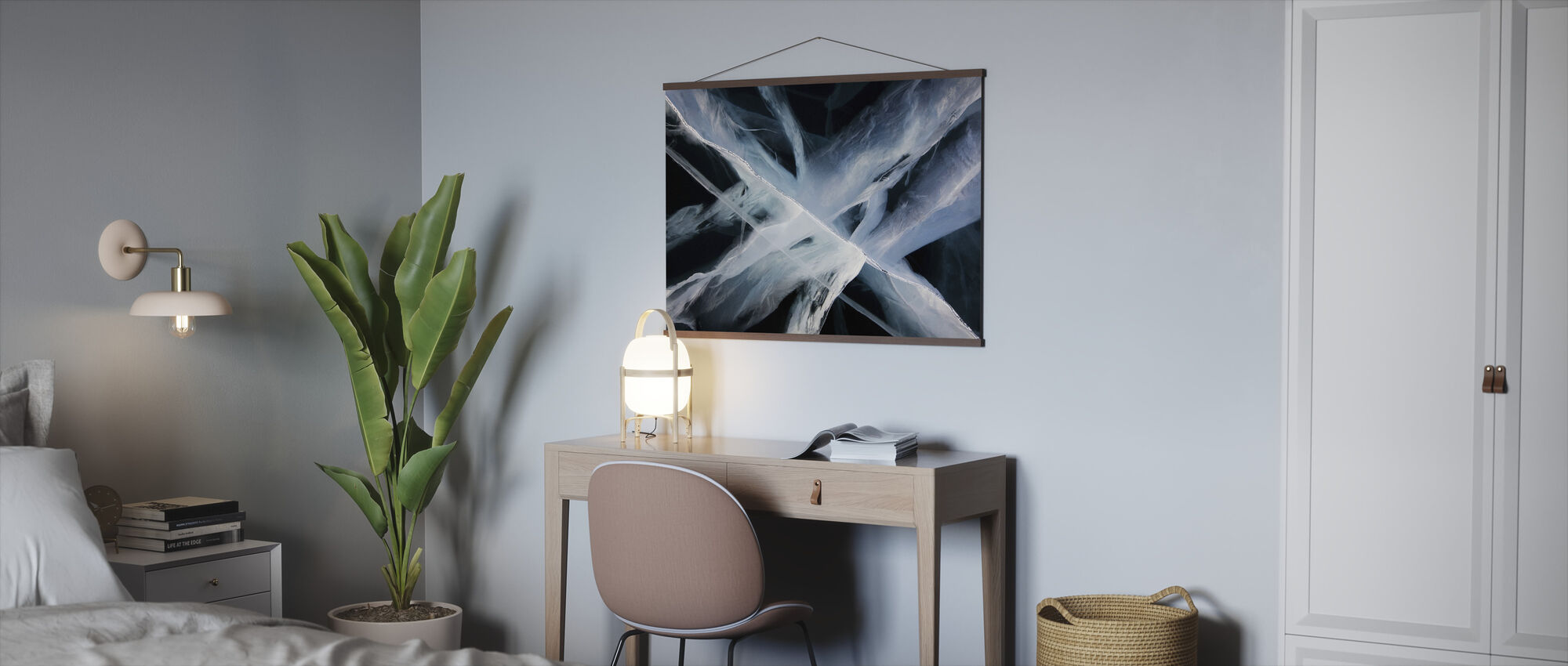 Deep Ice - Poster - Office
