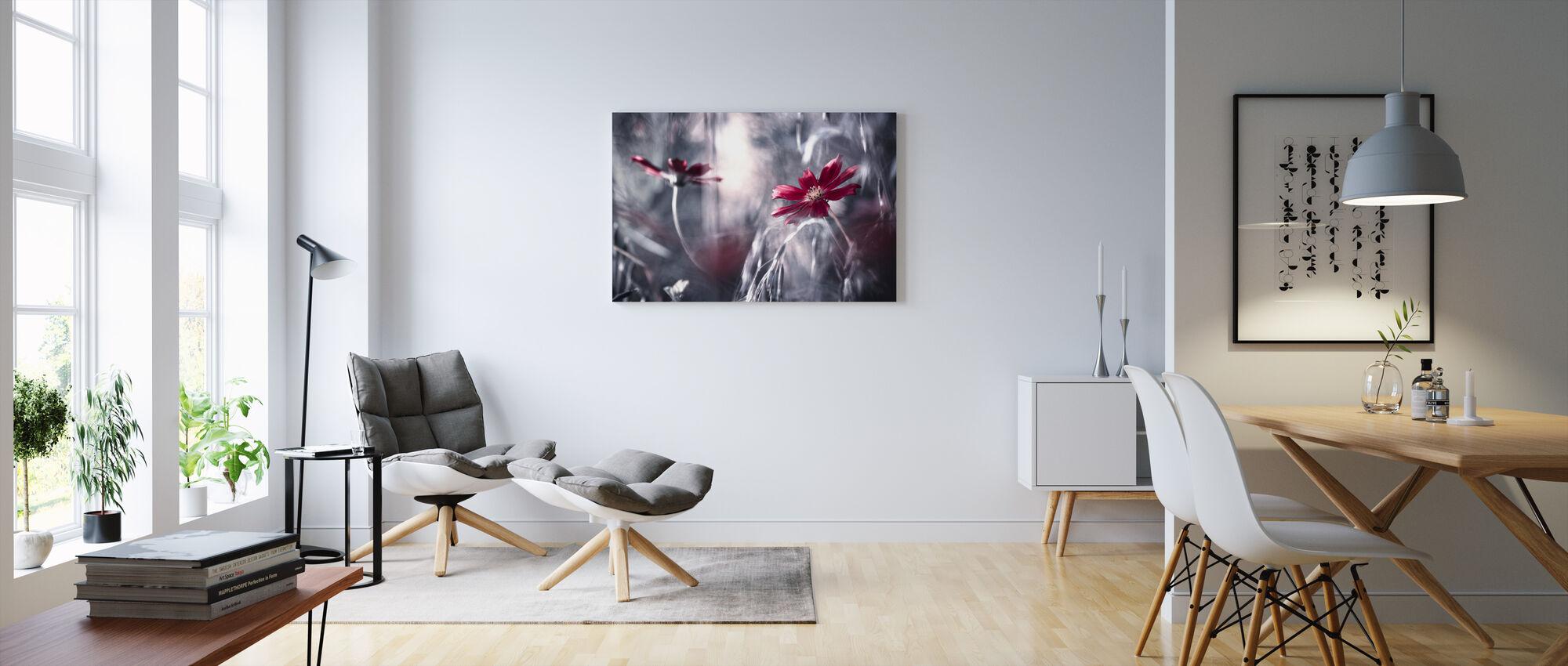 Seduction Games - Canvas print - Living Room