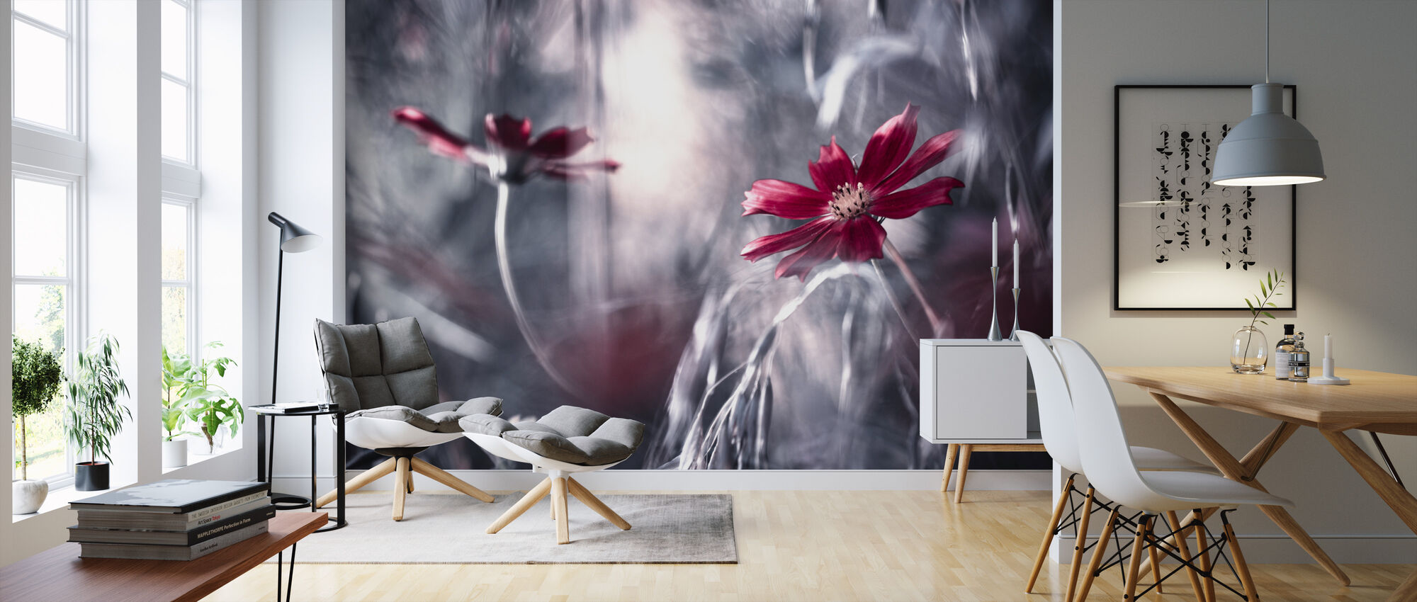 Seduction Games - Wallpaper - Living Room