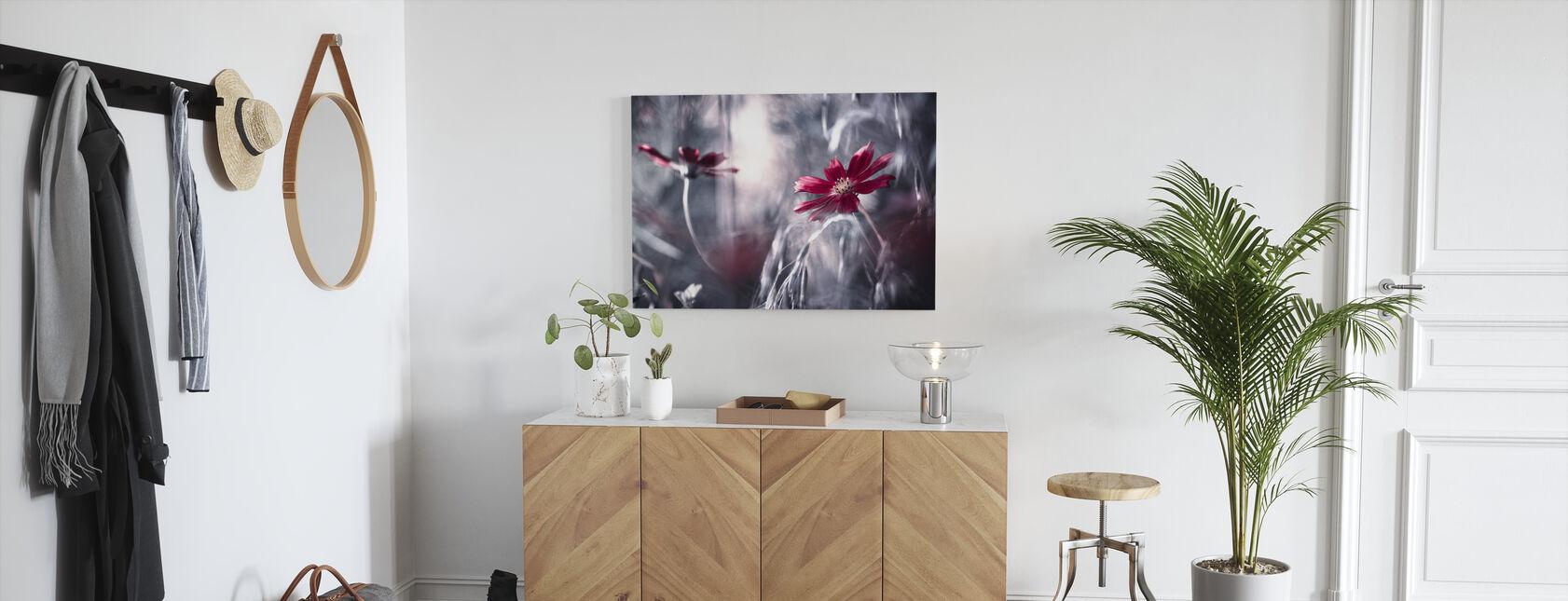 Seduction Games - Canvas print - Hallway