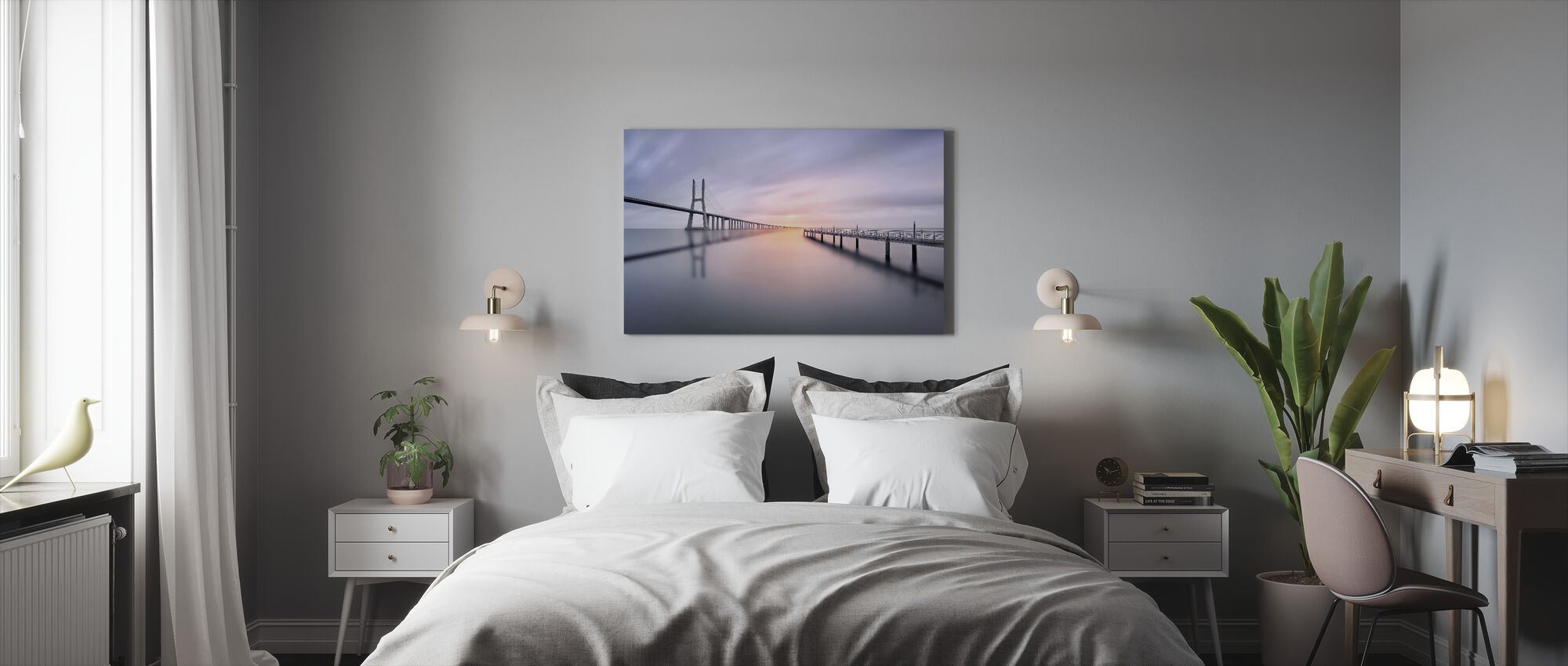Vasco de Gama - Canvas print - Bedroom