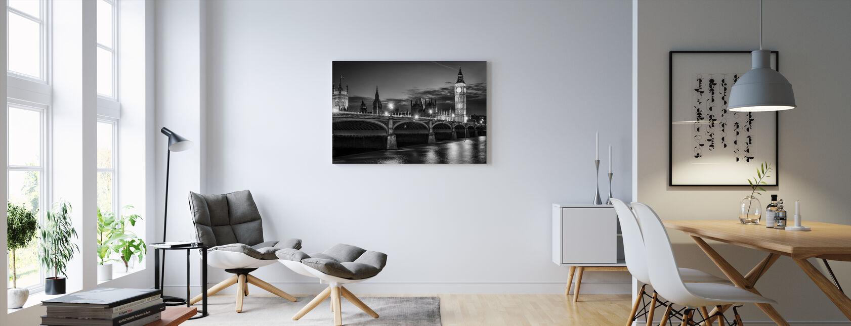 Erfgoed - Canvas print - Woonkamer