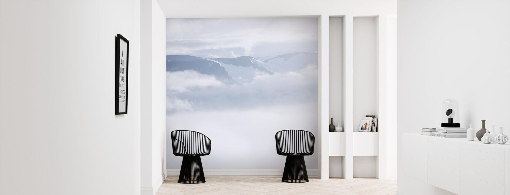 Dalsnibba Geiranger - Wallpaper - Hallway
