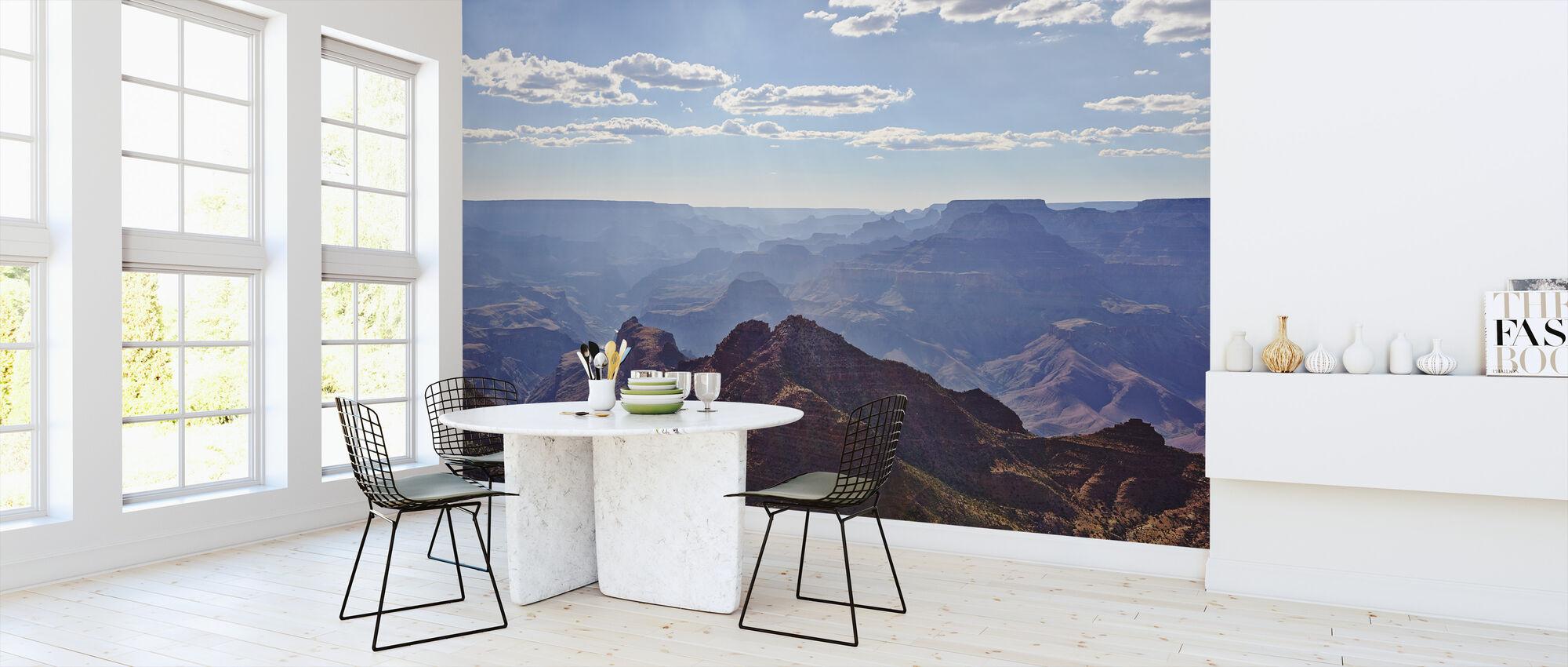 Utsikt over Grand Canyon - Tapet - Kjøkken