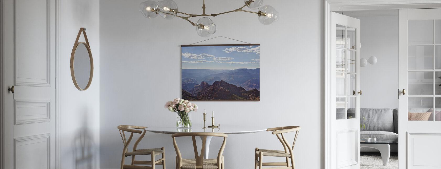 Utsikt över Grand Canyon - Poster - Kök