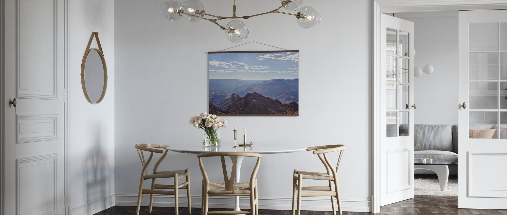 View Over Grand Canyon - Poster - Kitchen