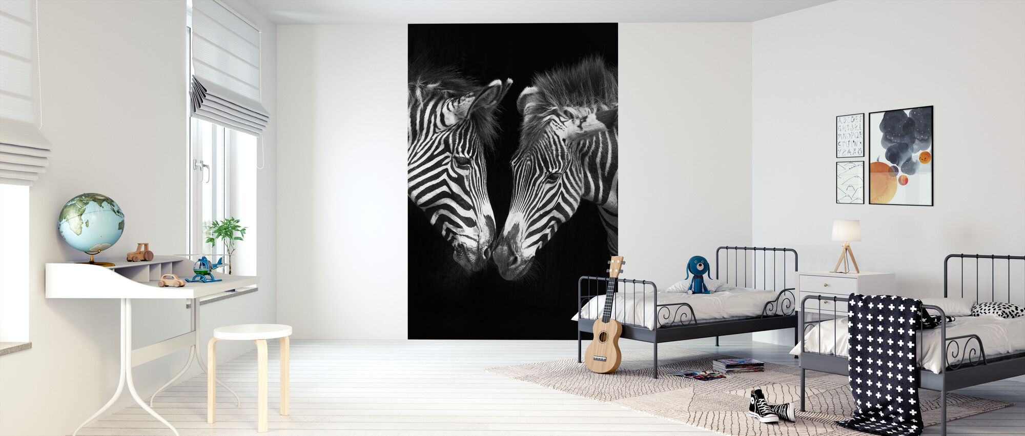 The Nearness of You - Wallpaper - Kids Room