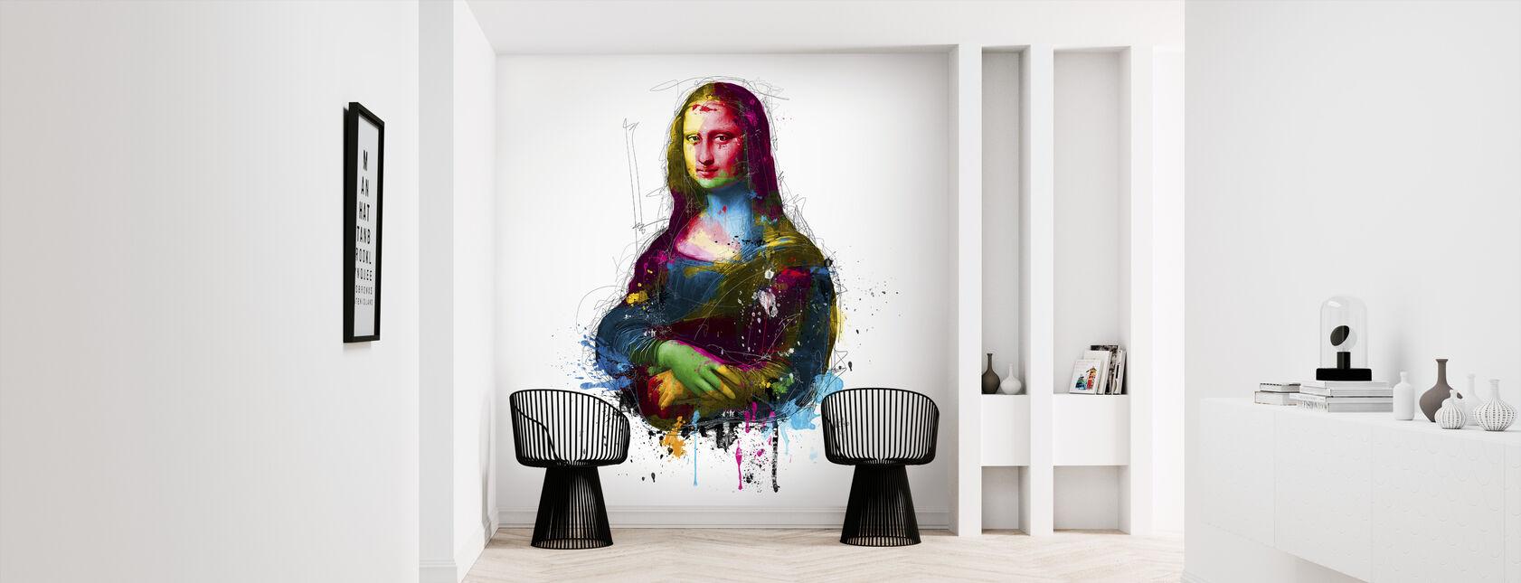 Da Vinci Pop - Papel pintado - Corredor