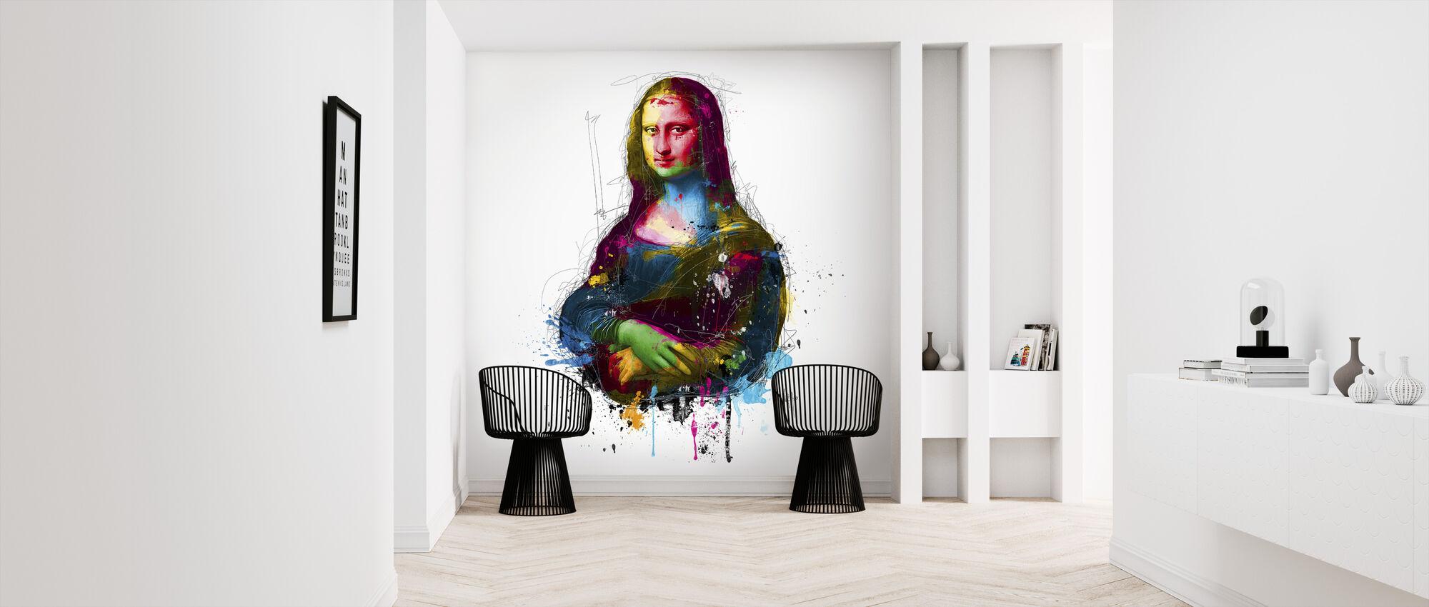 Da Vinci Pop - Behang - Gang