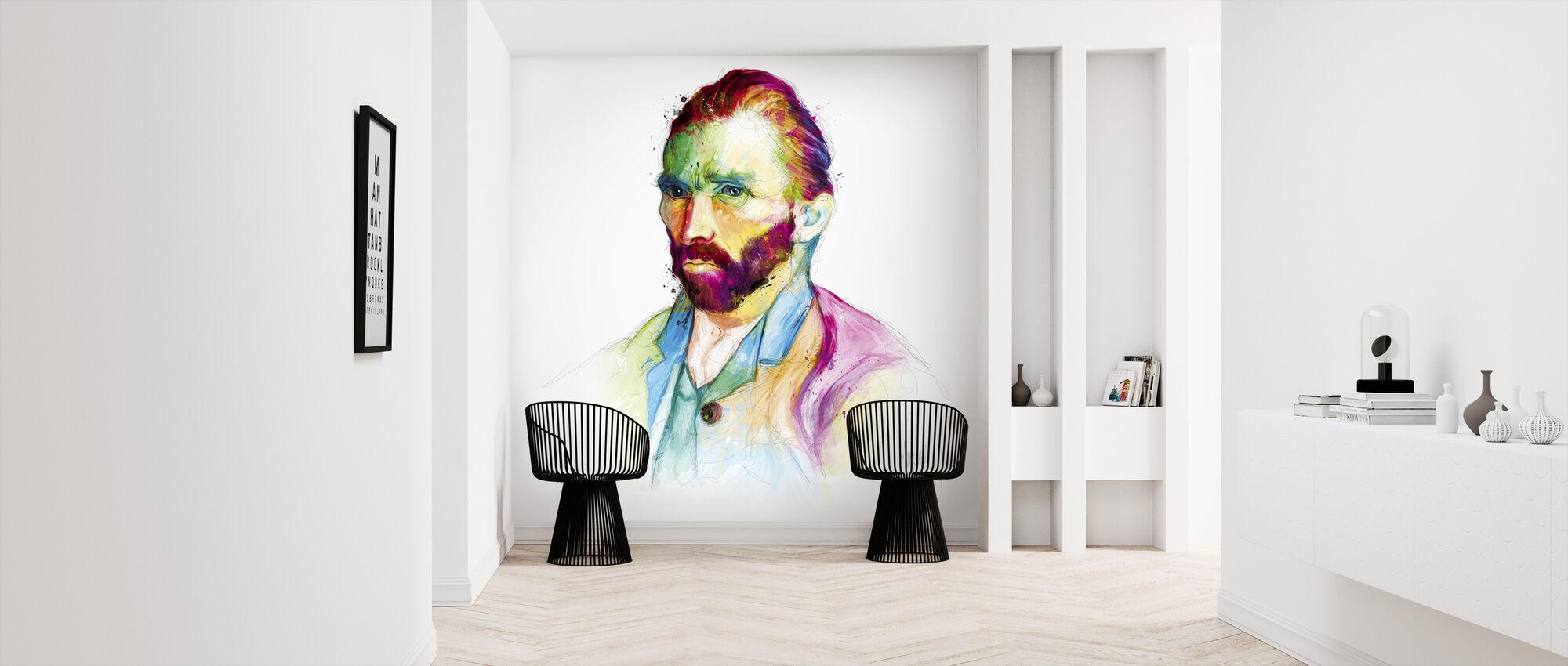 Van Gogh - Tapet - Gang