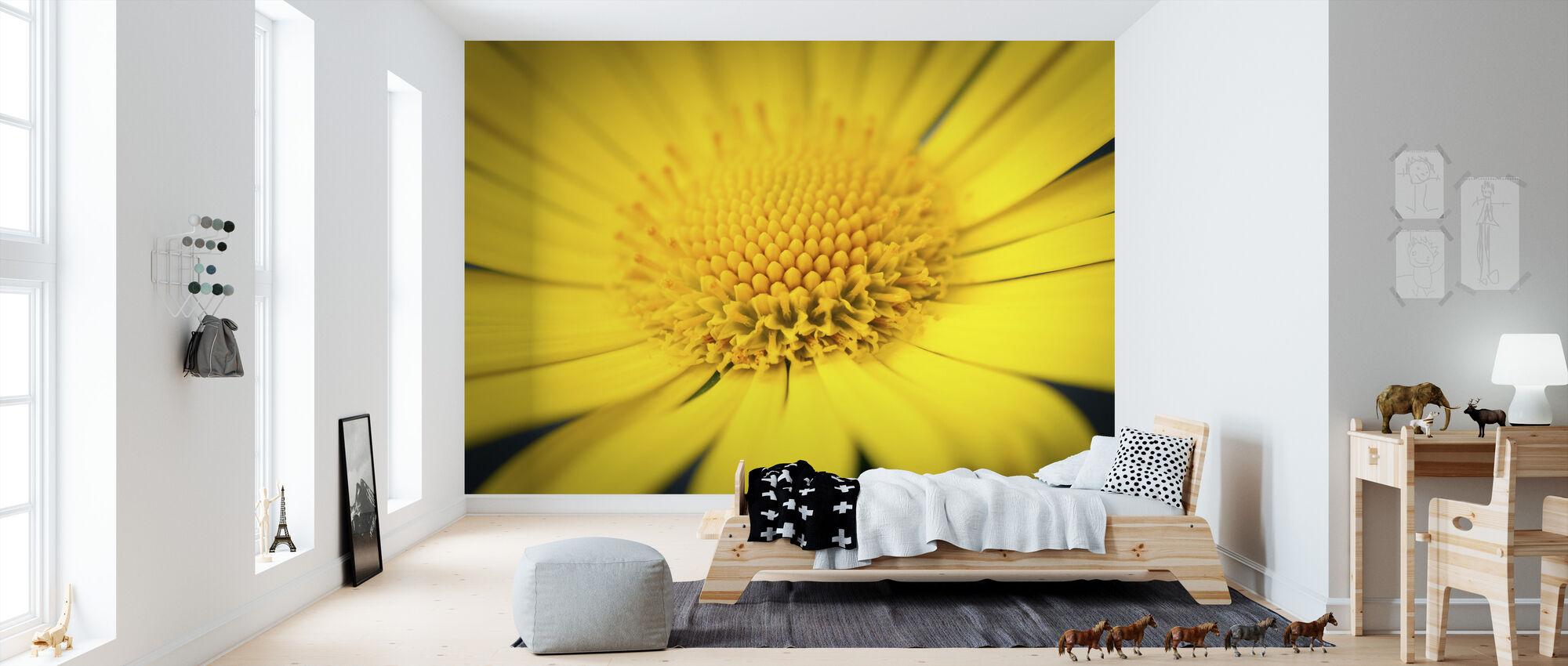 Tropical Garden - Wallpaper - Kids Room