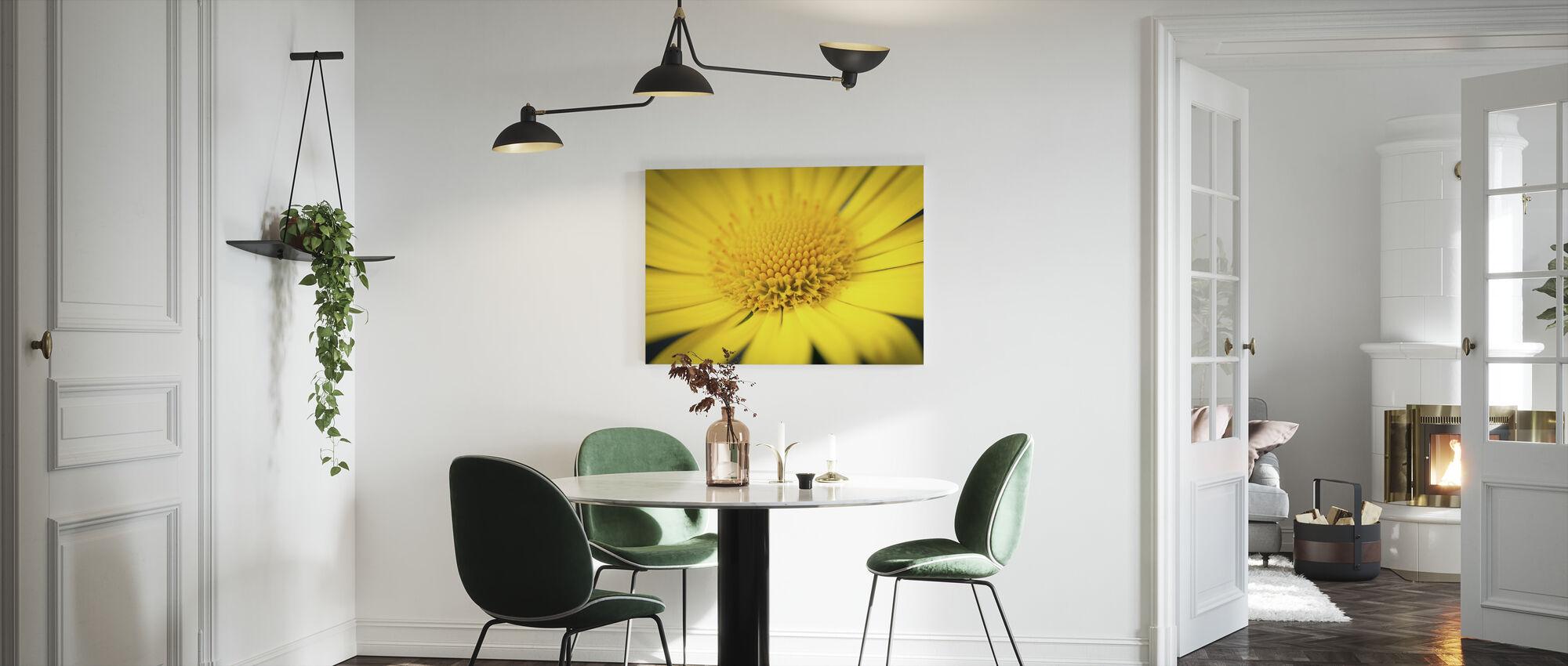 Tropical Garden - Canvas print - Kitchen