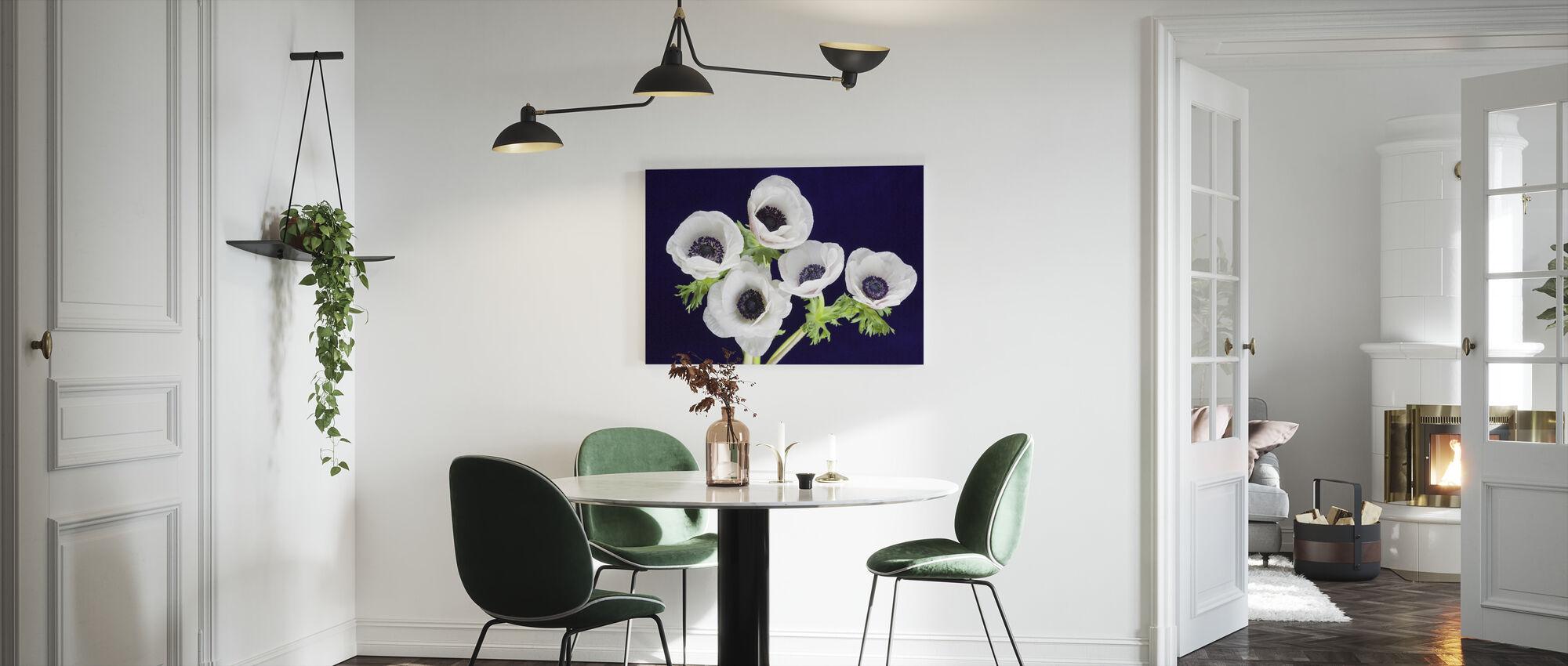 Blütenblüten - Leinwandbild - Küchen
