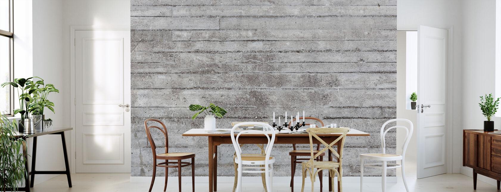 Heavyweight Concrete - Wallpaper - Kitchen