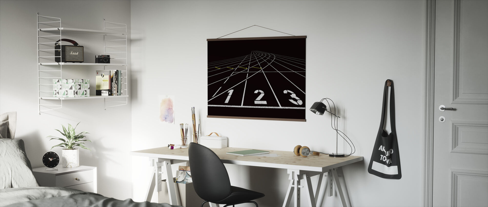 Challange - Poster - Office
