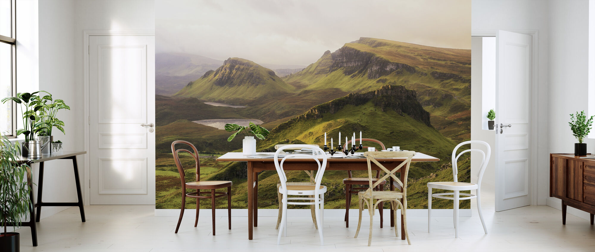 Quiraing - Wallpaper - Kitchen