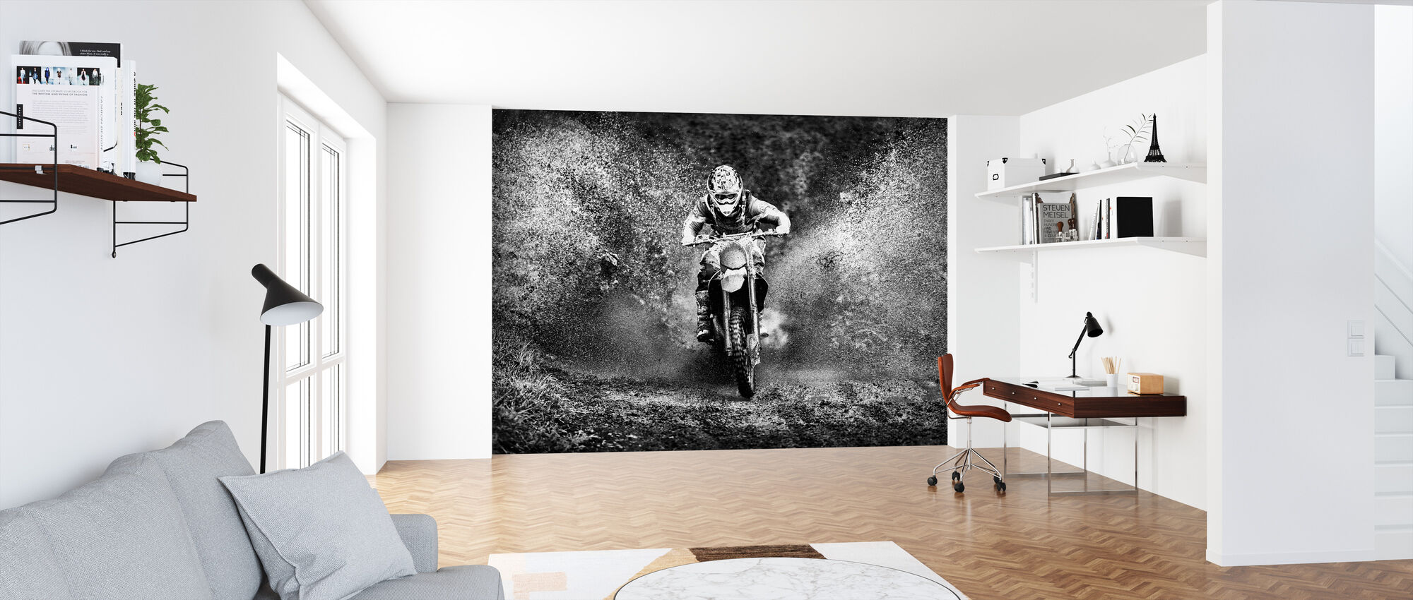 Drops - Wallpaper - Office