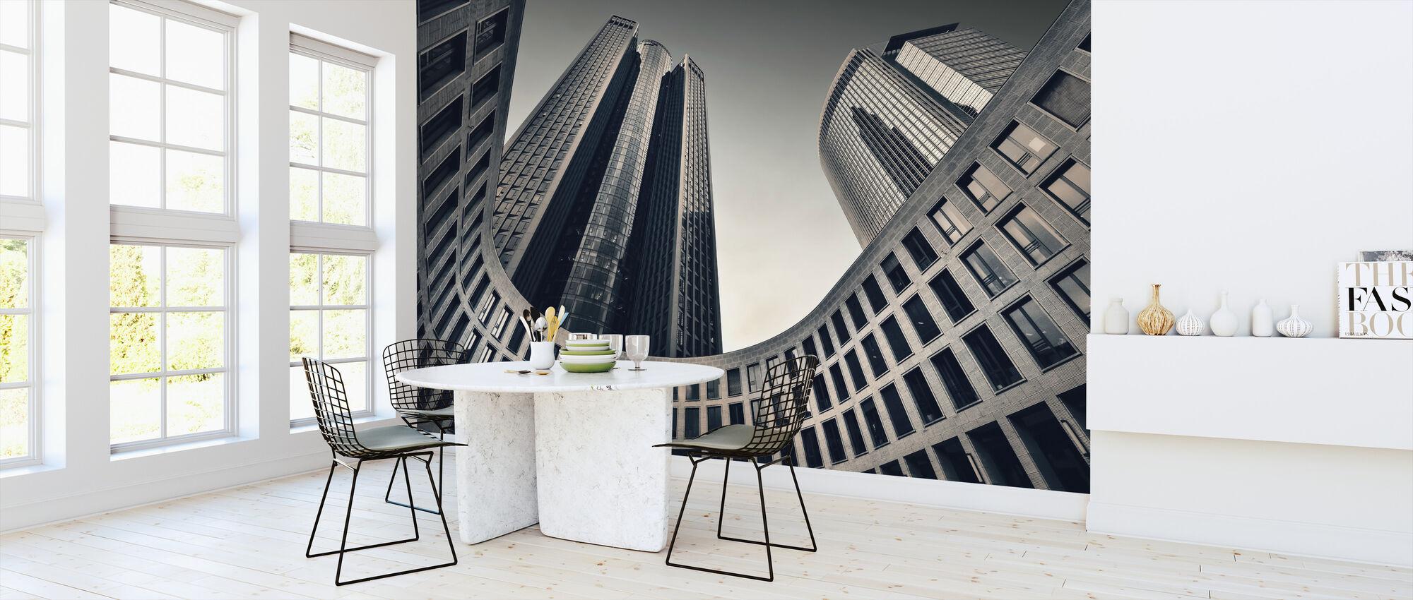 Tower 185 - Wallpaper - Kitchen