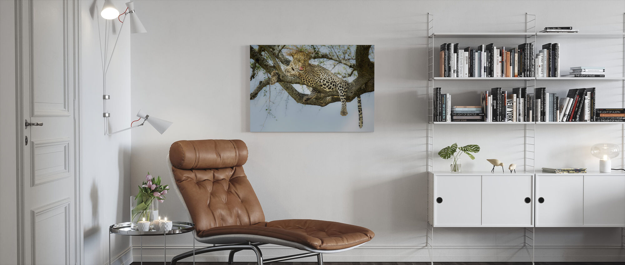 How Tasty You Are! - Canvas print - Living Room