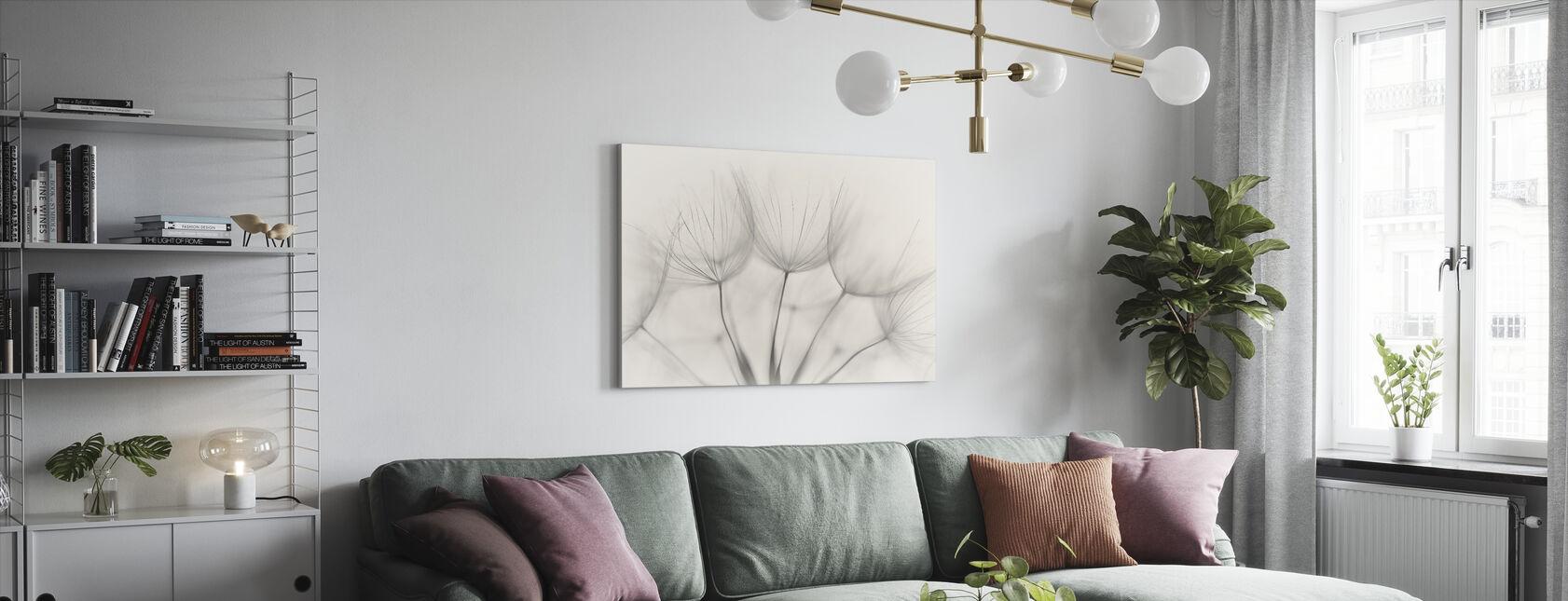 Delicaat - Canvas print - Woonkamer