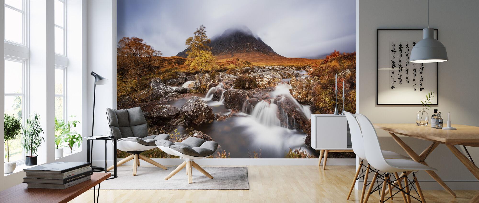 Autumn in the Glencoe - Wallpaper - Living Room