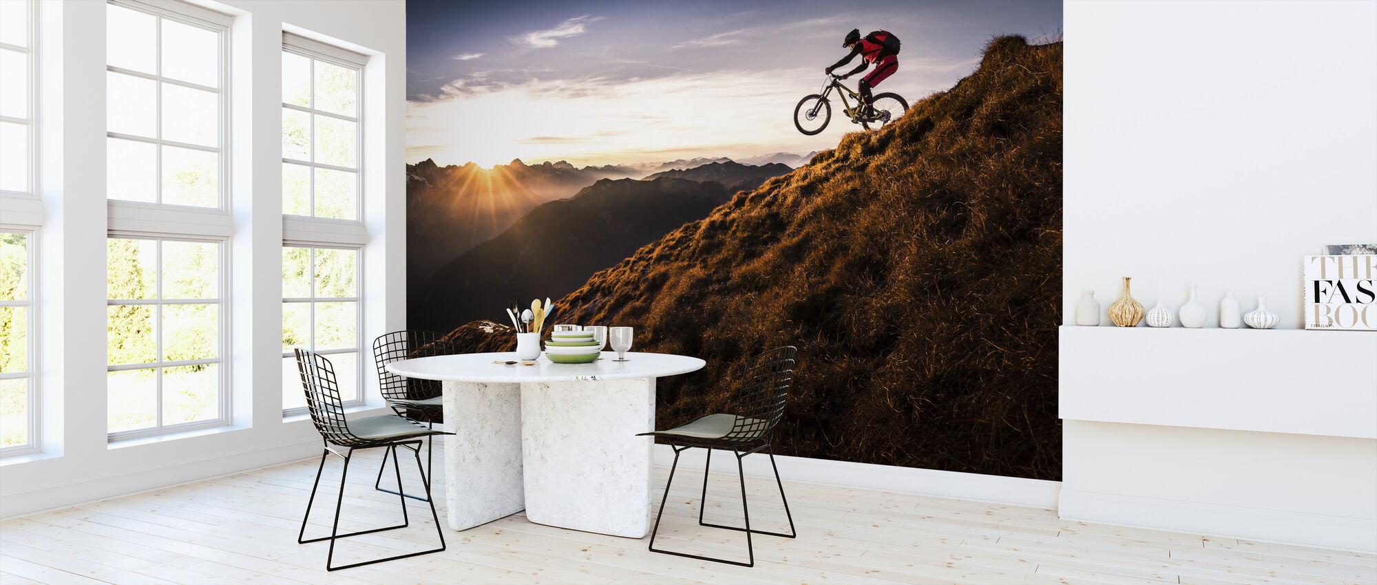 Live the Adventure - Wallpaper - Kitchen