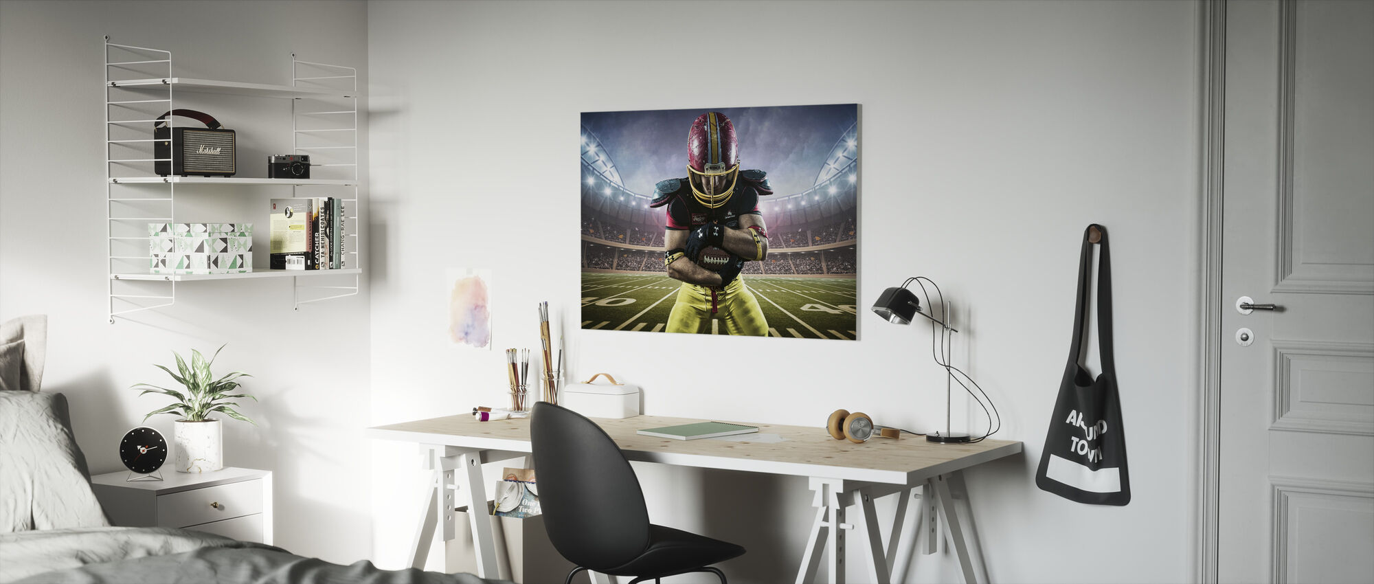 Danilo - Canvas print - Kinderkamer