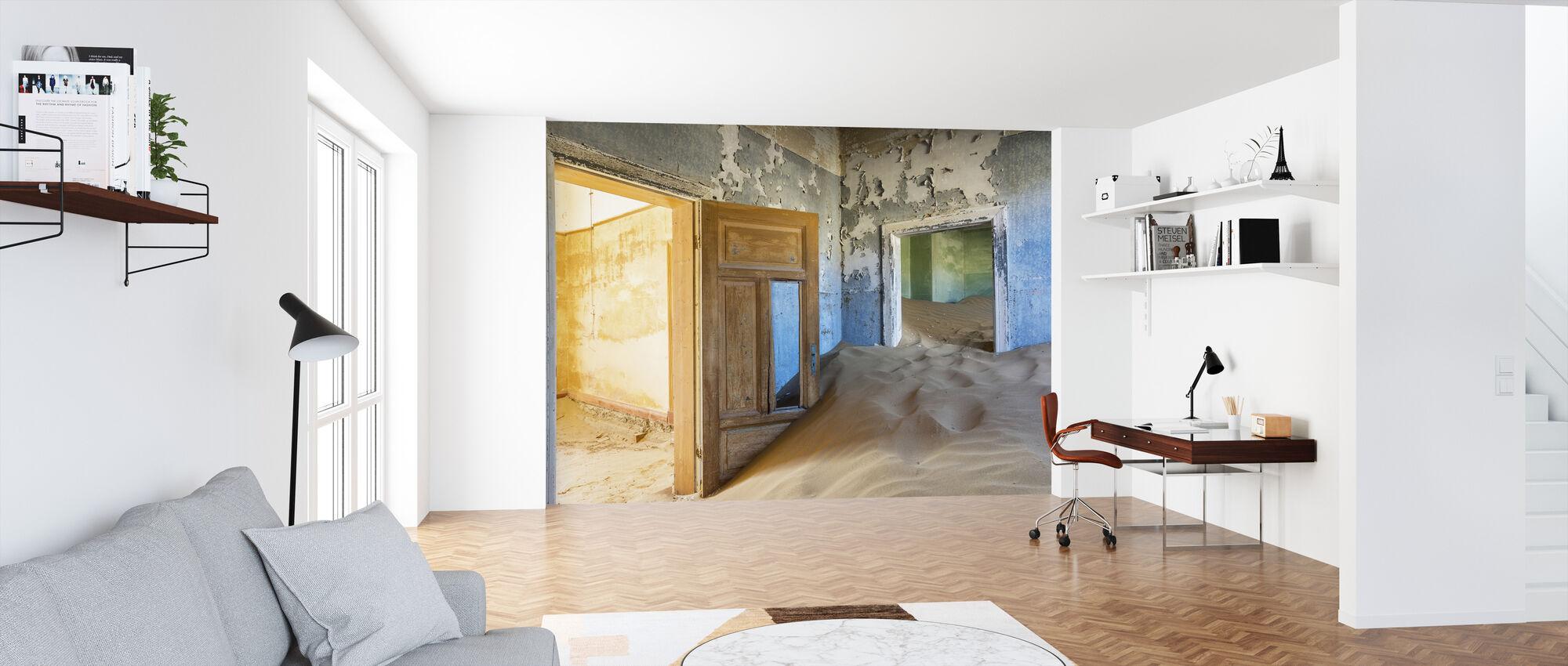 Vanish into Oblivion - Wallpaper - Office