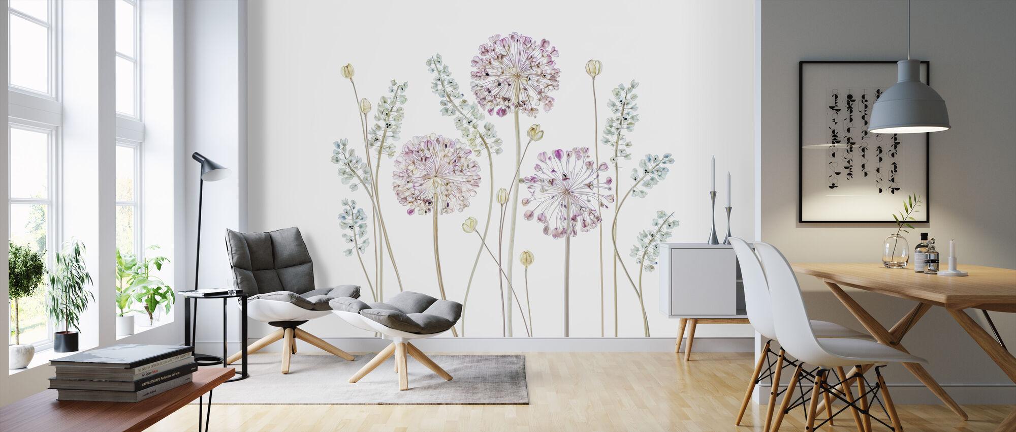 Allium - Tapet - Stue