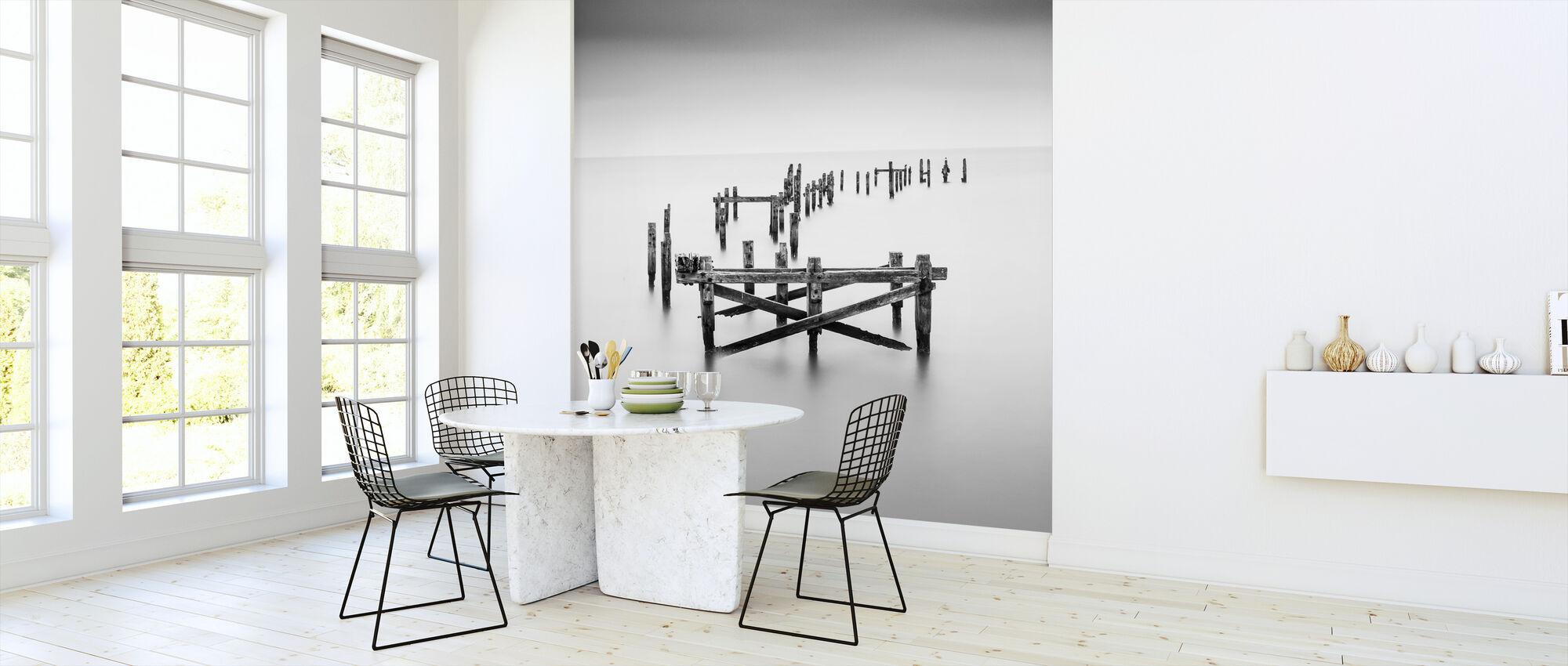 Standing Firmish - Wallpaper - Kitchen