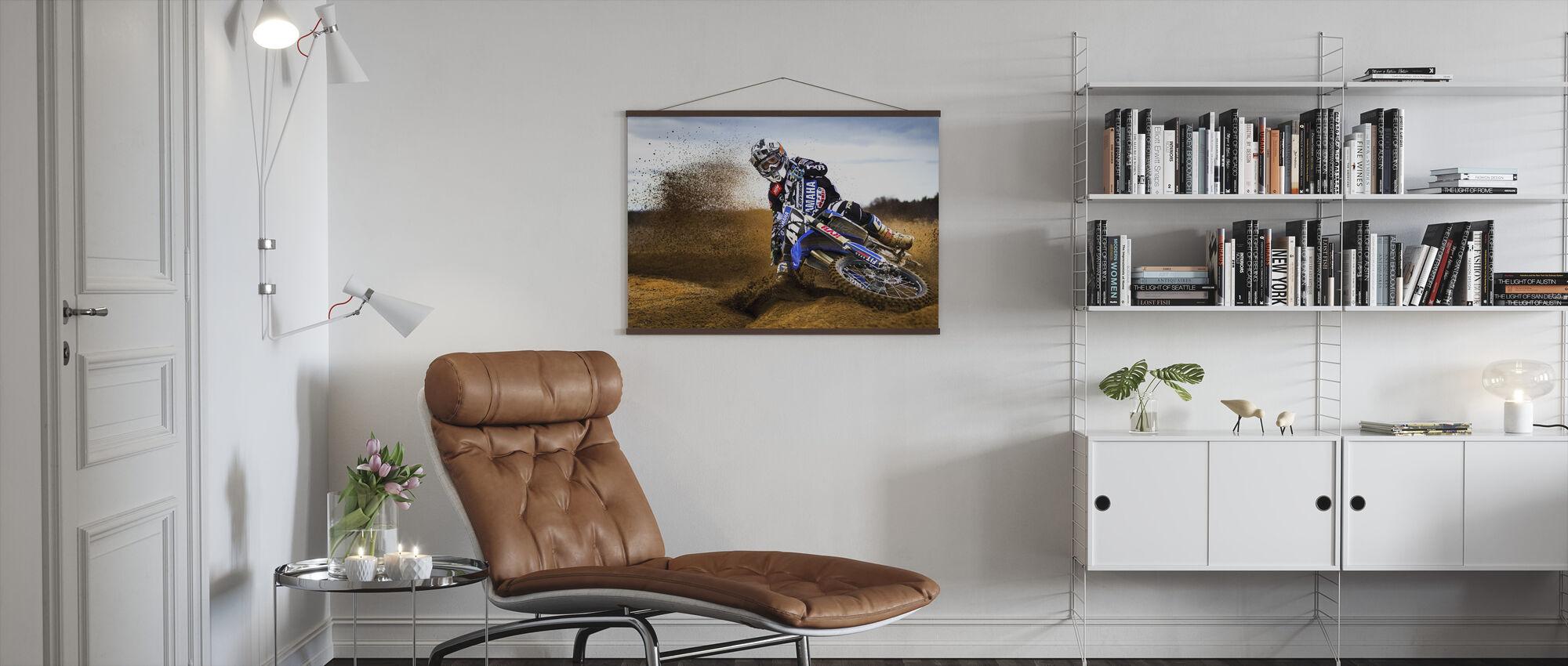 Desert King - Plakat - Stue