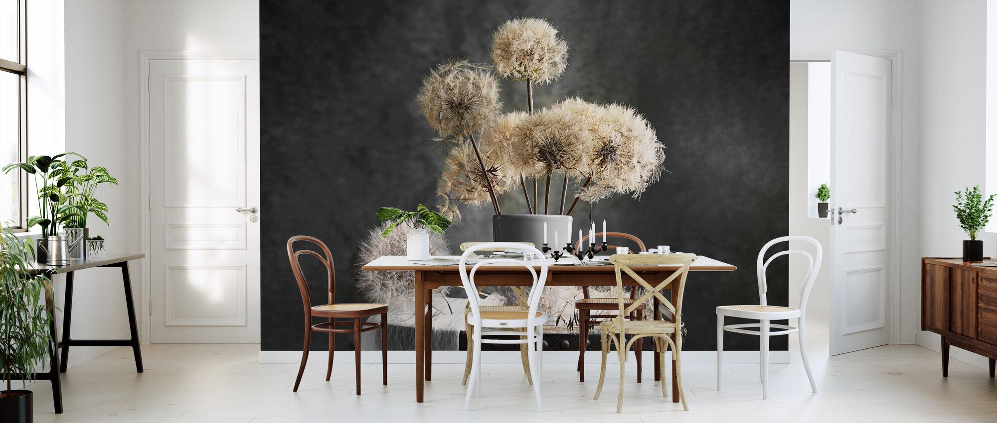 Dandelion Seed Pod - Wallpaper - Kitchen