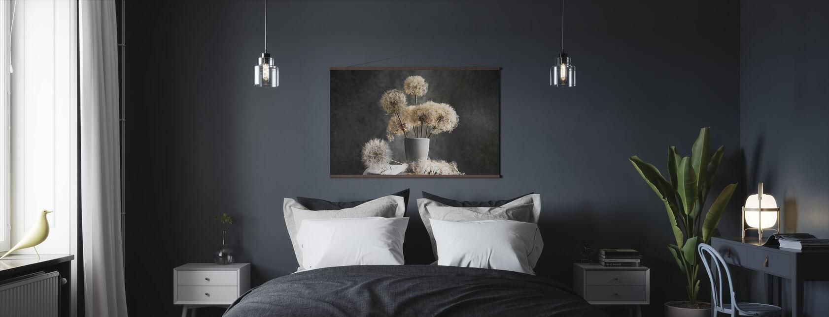 Dandelion Seed Pod - Poster - Bedroom