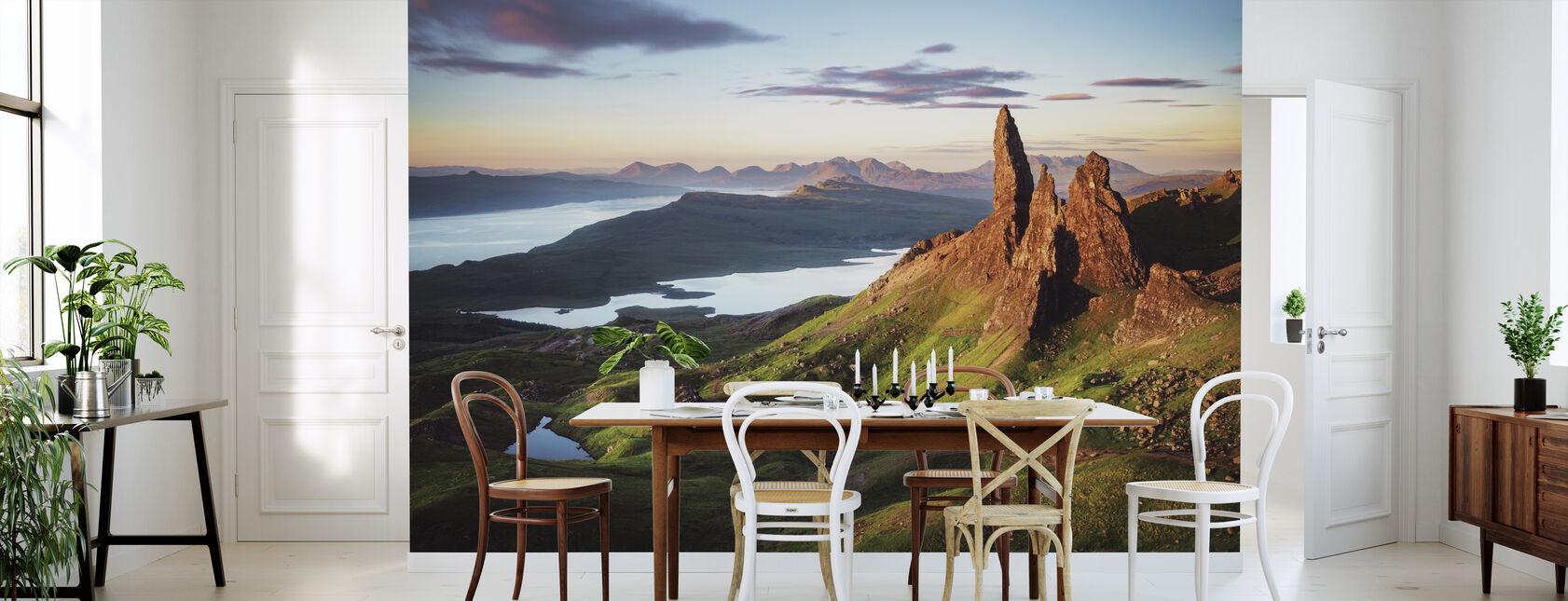 Skotland - Gamle Mand af Storr - Tapet - Køkken