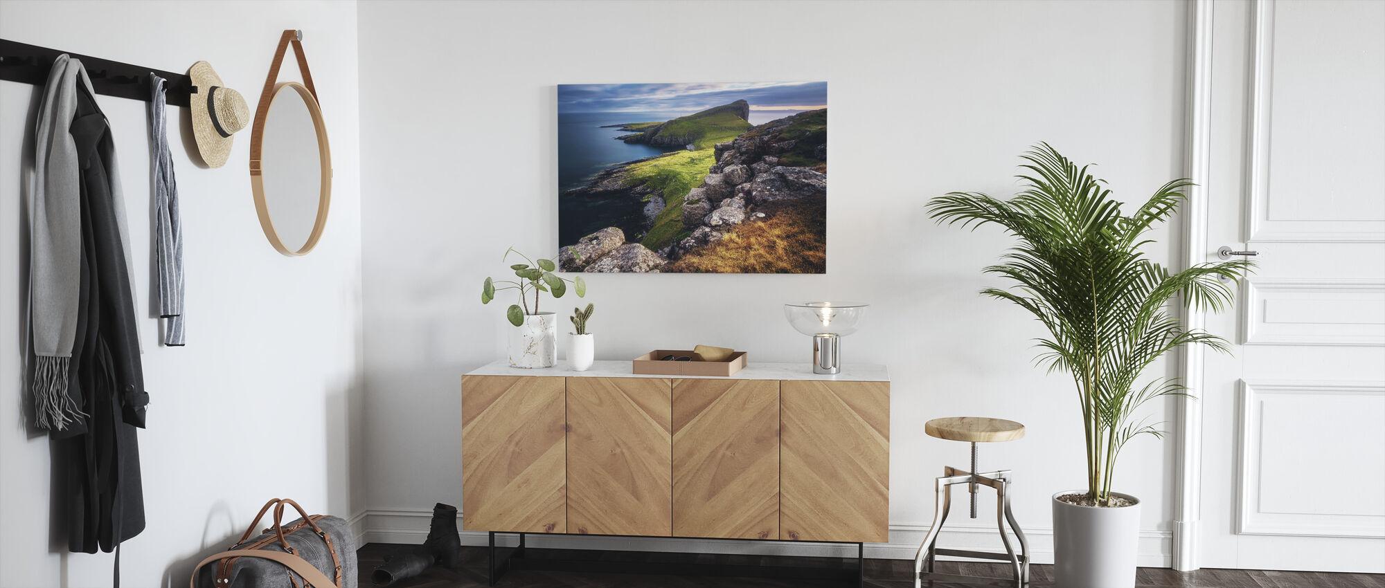Scotland - Neist Point - Canvas print - Hallway
