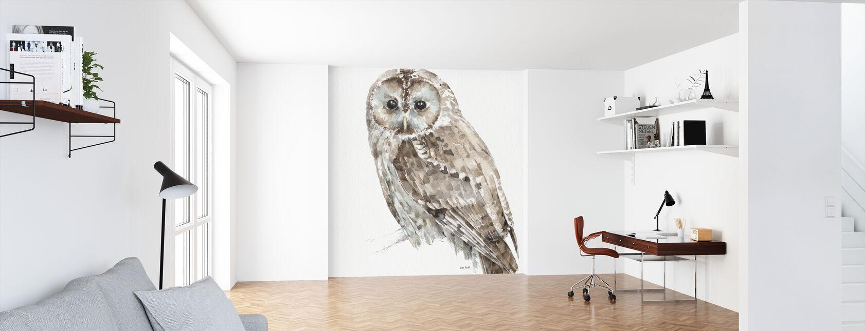 Forest Friends III - Wallpaper - Office