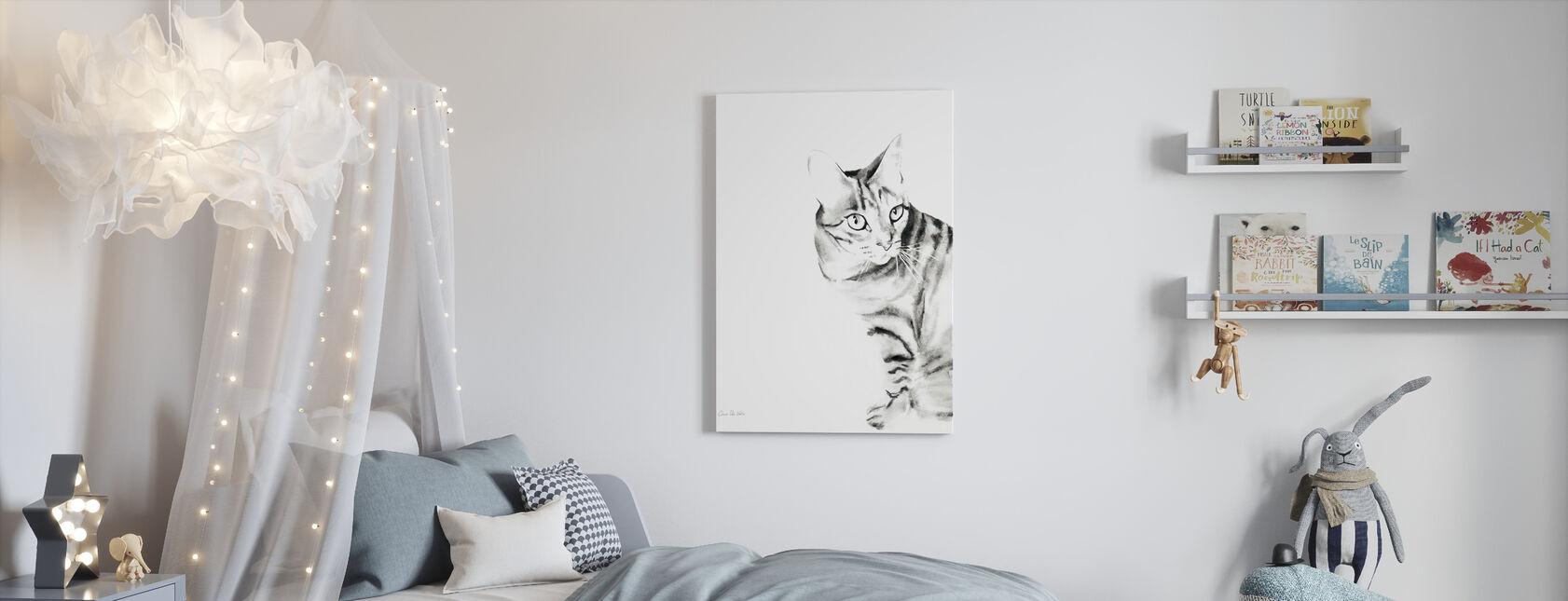 Sadie - Canvas print - Kids Room