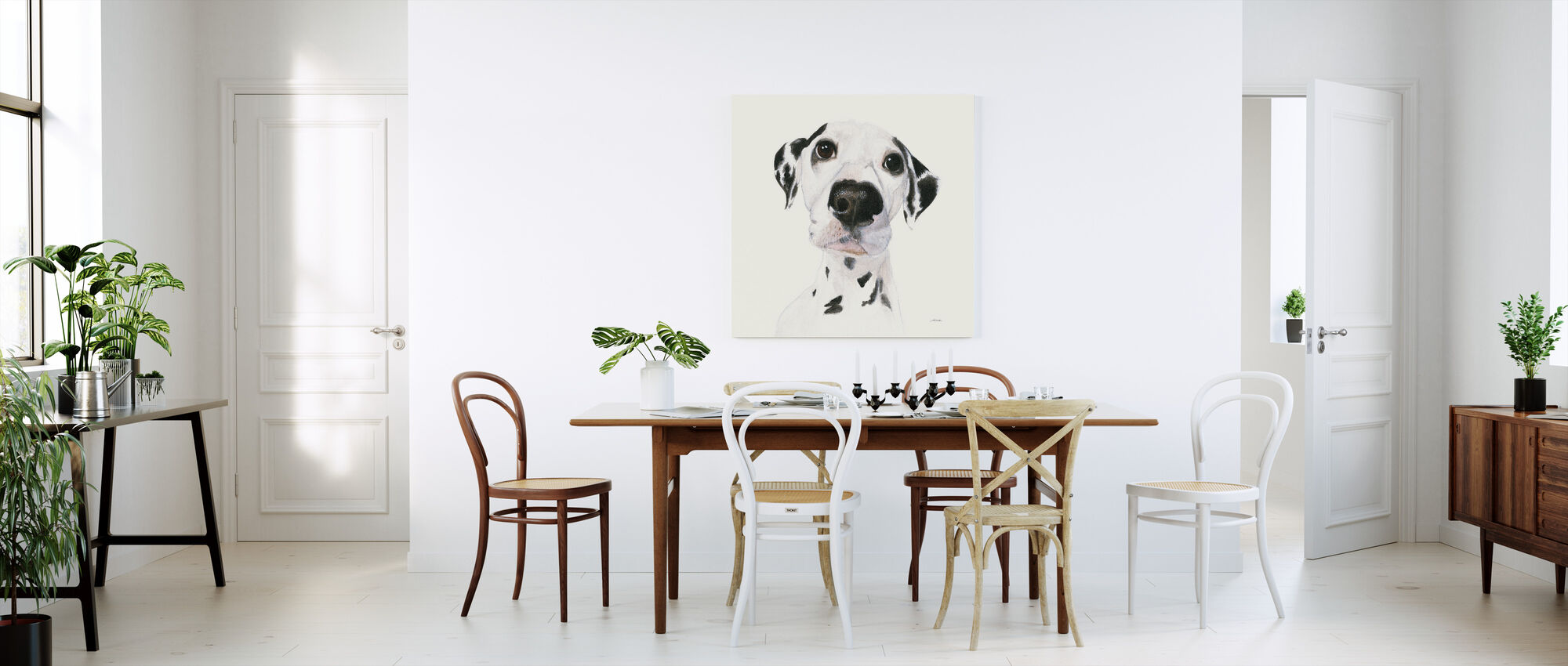 Milo - Canvas print - Kitchen