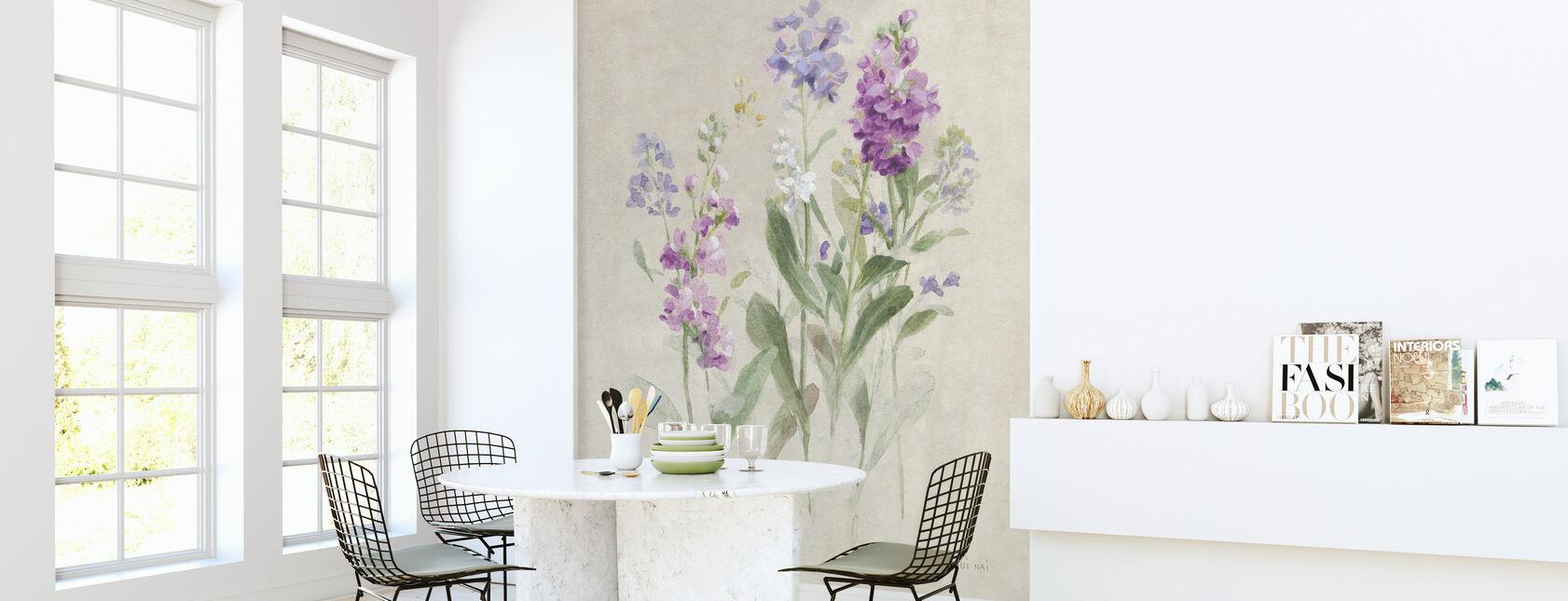 Sprigs of June - Wallpaper - Kitchen