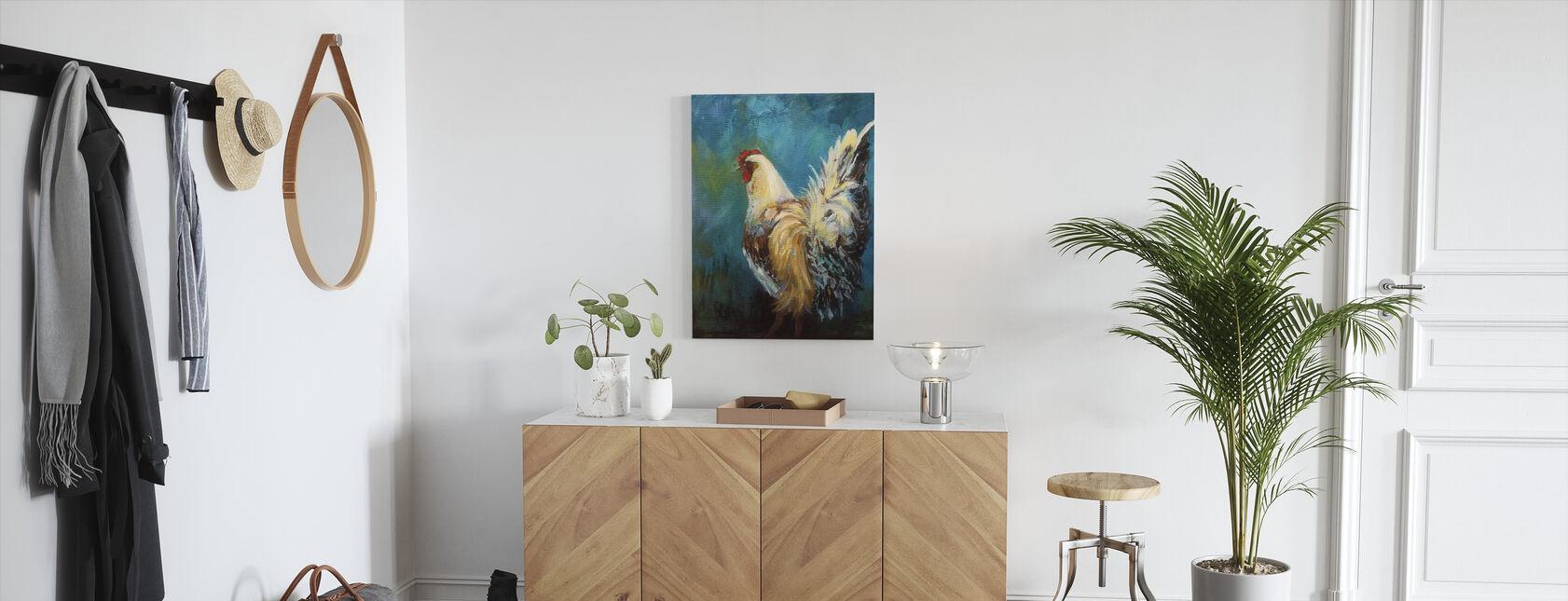 Big Booty - Canvas print - Hallway