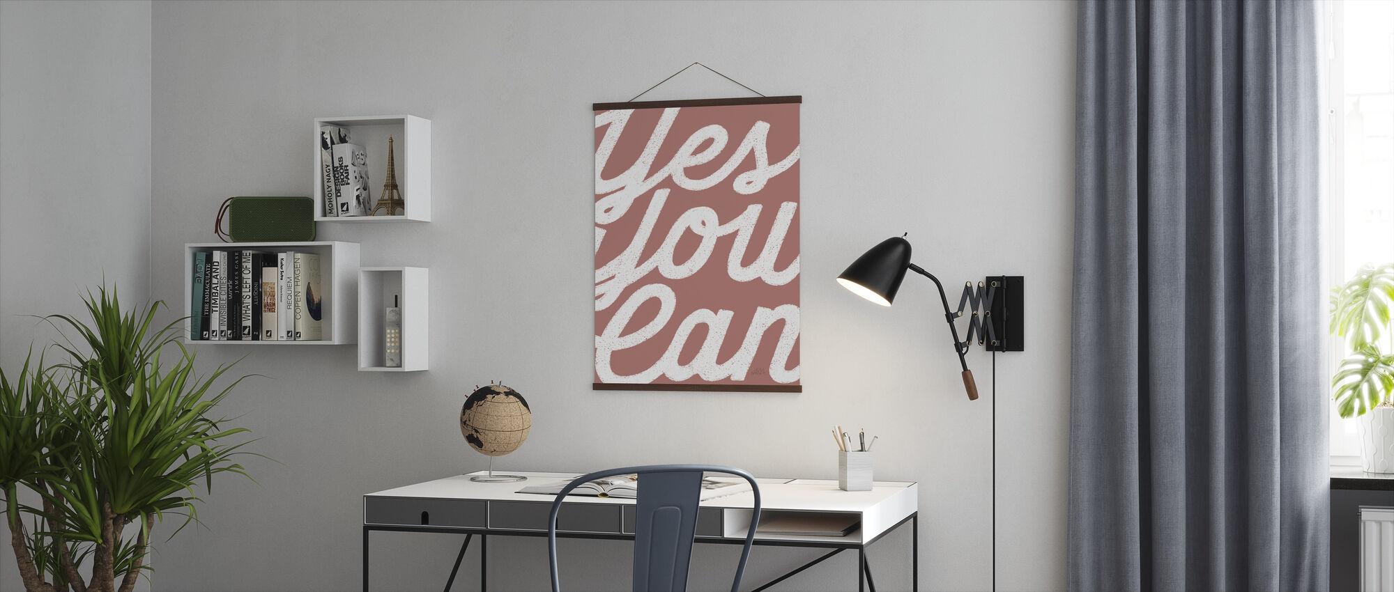 Positivitet - Poster - Kontor
