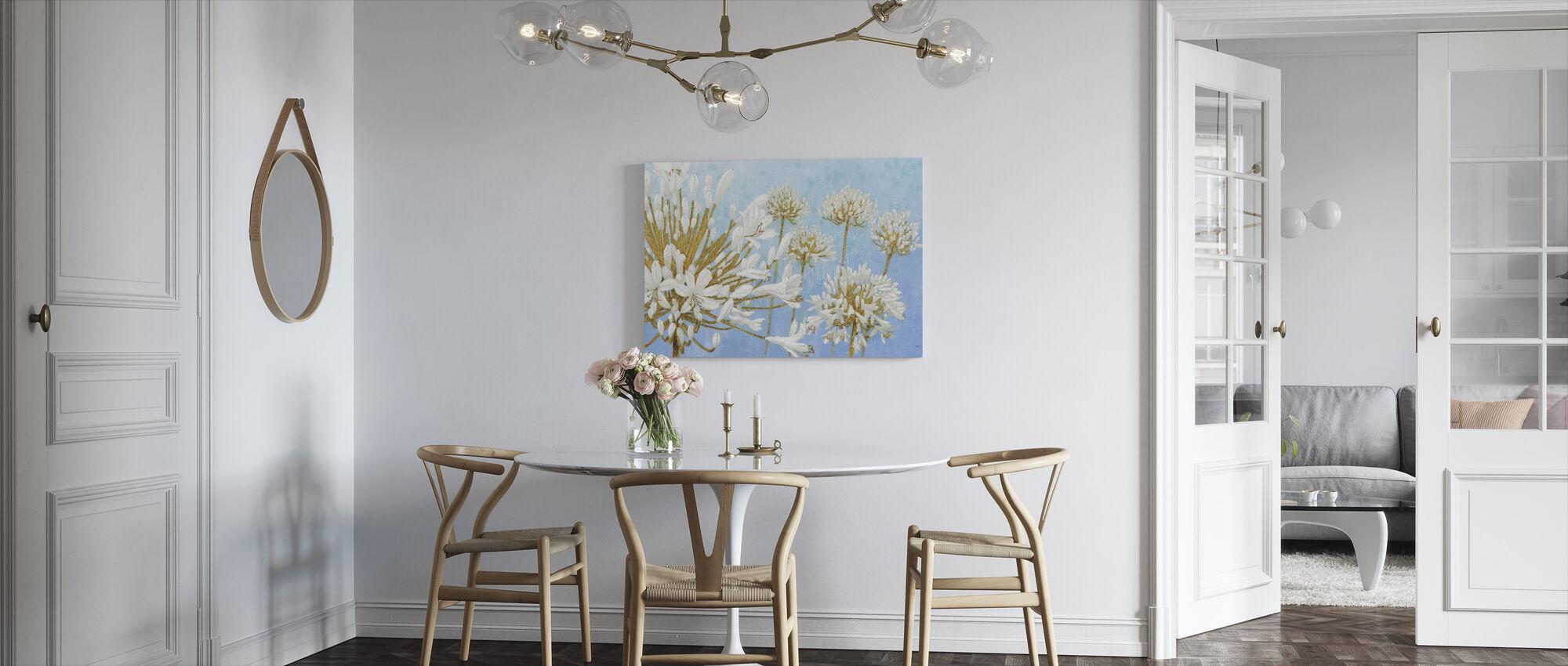 Golden Spring - Canvas print - Kitchen